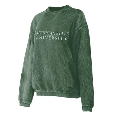 Michigan State Chicka-D Corded Sweatshirt
