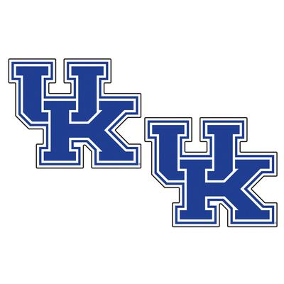Kentucky 2 Inch Decal 2 Pack