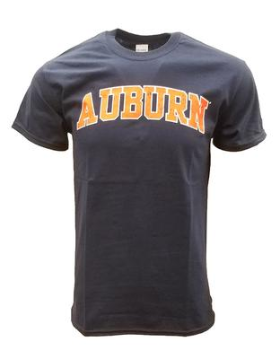 Auburn Comfort Colors Arch Short Sleeve Tee