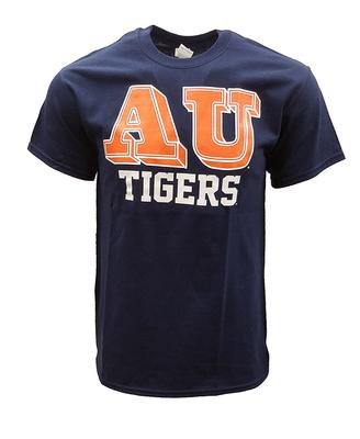 Auburn Tigers Short Sleeve T-Shirt