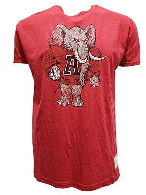 Alabama Football Retro Brand Vintage Tee