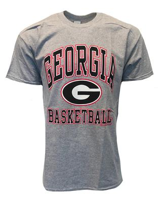 Georgia Basketball Arch T-Shirt