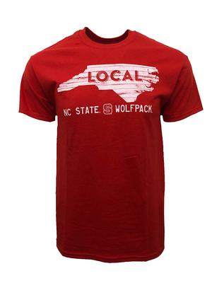 NC State Local Short Sleeve Tee