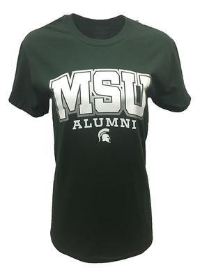 Michigan State Alumni Arch Tee