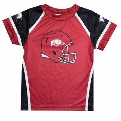 Arkansas Toddler Short Sleeve Logo Tee