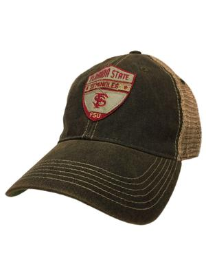 Florida State Legacy Flex Fit Mesh Trucker Hat