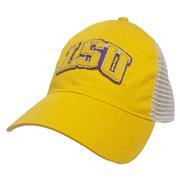 Lsu Legacy Arch Logo Meshback Adjustable Hat