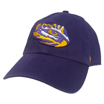 LSU 47' Clean Up Vault Mascot Cap