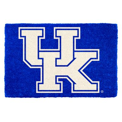Kentucky UK Logo Door Mat