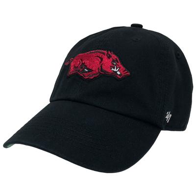 Arkansas 47 Franchise Running Hog Flex Fit Hat