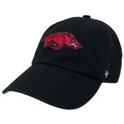 Arkansas 47 Franchise Running Hog Flex Fit Hat