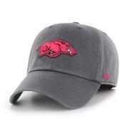 Arkansas ' 47 Grey Franchise Hat