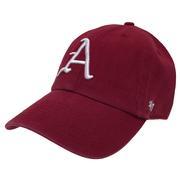 Arkansas 47 Clean Script Adjustable Hat