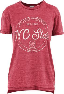 NC State Women's Ella Vintage Wash T-Shirt