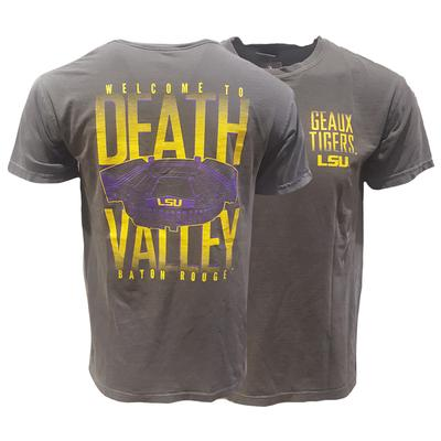 LSU Comfort Colors Welcome to Death Valley Tee