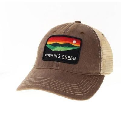 Bowling Green Legacy Landscape Adjustable Hat