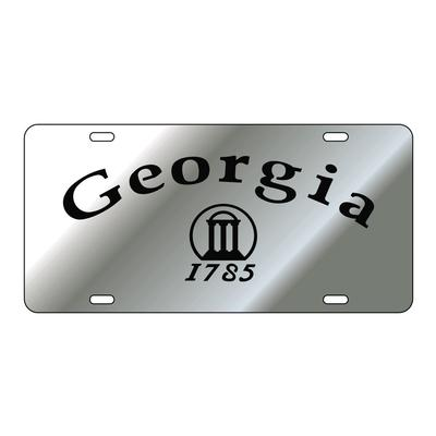 Georgia Arches License Plate