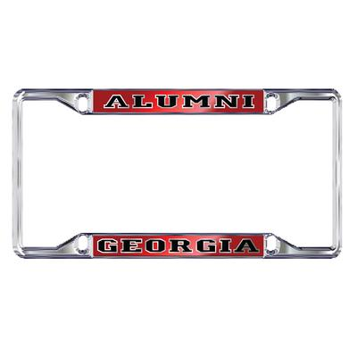 Georgia Alumni License Plate Frame