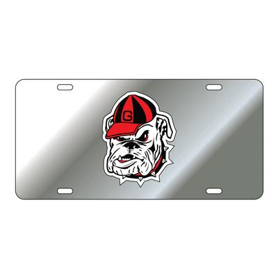 Georgia UGA Logo License Plate