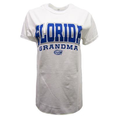 Florida Grandma Arch Tee WHITE