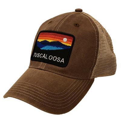 Tuscaloosa Legacy Landscape Adjustable Hat