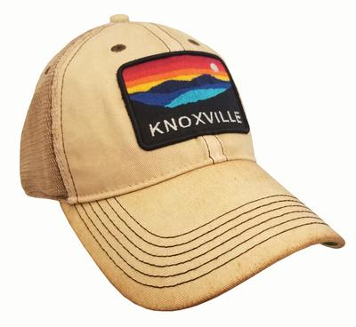 Knoxville Legacy Landscape Adjustable Hat