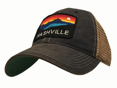 Nashville Legacy Landscape Adjustable Hat