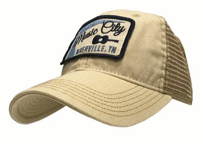 Legacy Music City Adjustable Trucker Hat