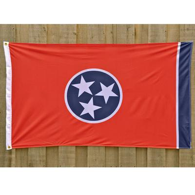 Volunteer Traditions Tennessee State Flag