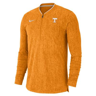 Tennessee Nike Coaches 1/2 Zip Pullover