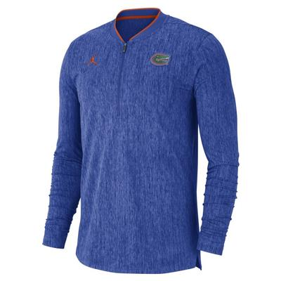 Florida Nike Coaches 1/2 Zip Pullover