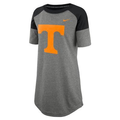 Tennessee Nike Women's Raglan Dress