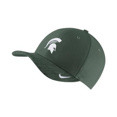 Michigan State Nike Sideline CLC99 Adjustable Hat