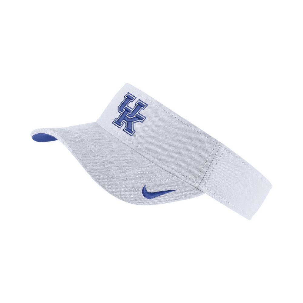Kentucky Nike Sideline Clc99 Adjustable Visor