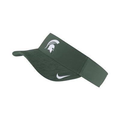 Michigan State Nike Sideline CLC99 Adjustable Visor