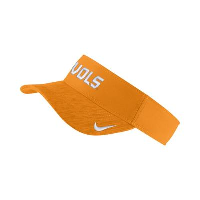 Tennessee Nike Sideline CLC99 Adjustable Visor