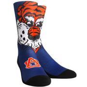 Auburn Rock ' Em Mascot Series Youth Crew Socks