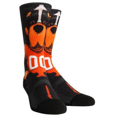Tennessee Hyper Optic Mascot Series Crew Socks