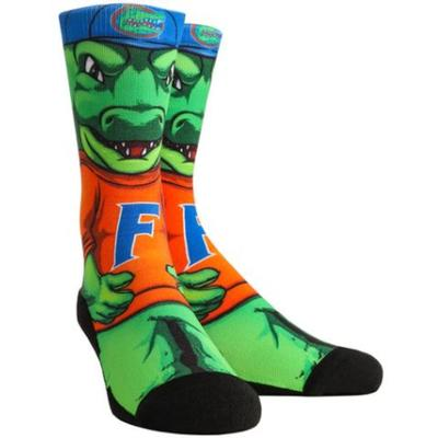 Florida Hyper Optic Mascot Series Crew Socks