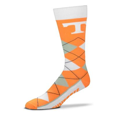 Tennessee FBF Originals Men's Argyle Socks