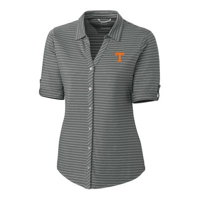 Tennessee Cutter and Buck Academy Button Down Front Shirt