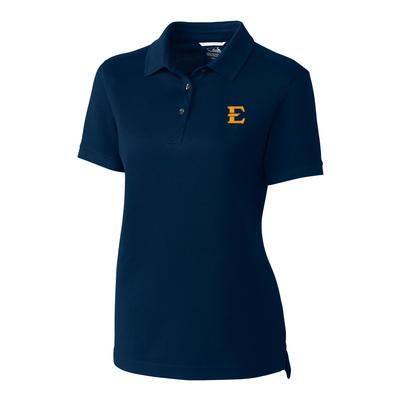 ETSU Cutter & Buck Women's Advantage DryTec Polo