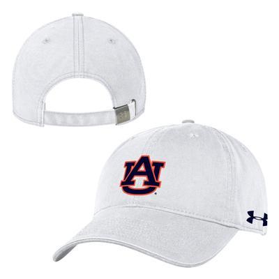 Auburn Under Armour Twill Adjustable Cap