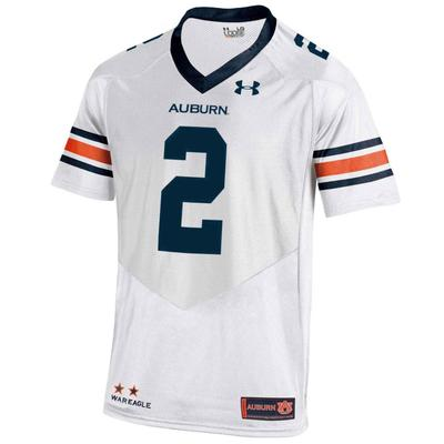 Auburn Under Armour #2 Replica Jersey