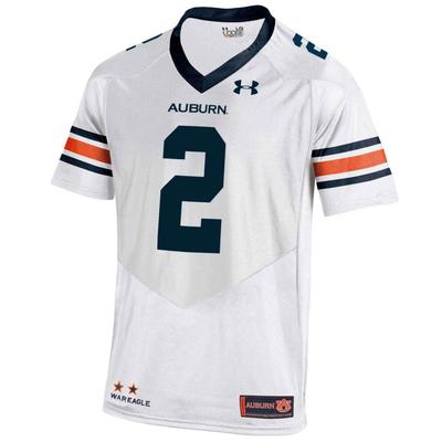 Auburn Under Armour Youth #2 Replica Jersey