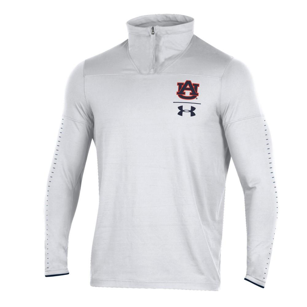 Auburn Under Armour Coaches 1/4 Zip Pullover