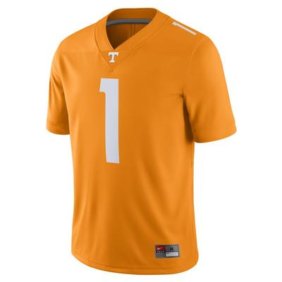 Tennessee Nike Football Game Jersey Master #1