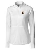 Etsu Cutter & Buck Women's Pennant Sport 3/4 Zip Pullover