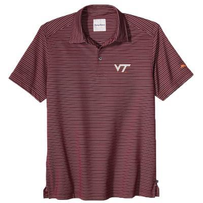Virginia Tech Tommy Bahama Polo Rico