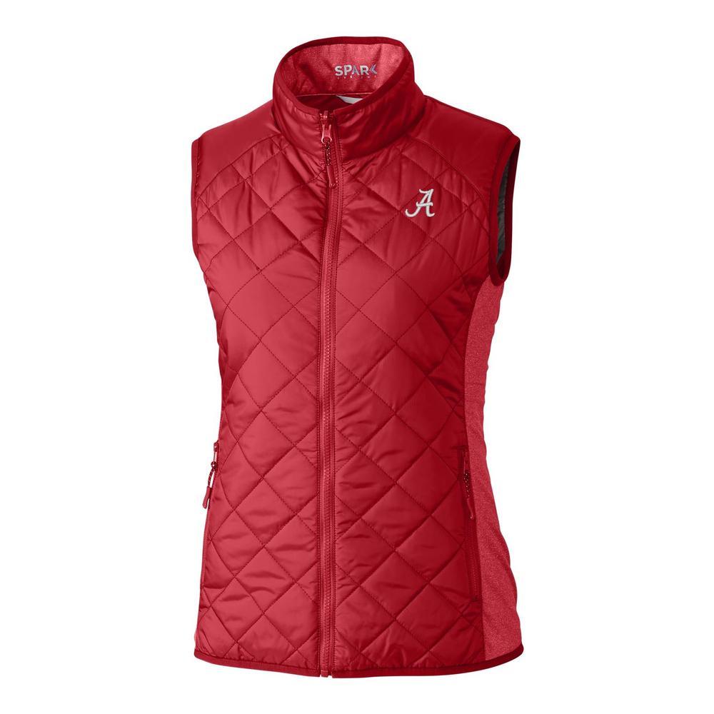 Alabama Cutter & Buck Women's Sandpoint Vest